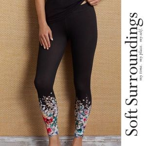 NEW Soft Surroundings • Have To Have Leggings PS